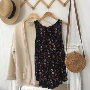Floral Swing Tank